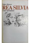 Rea Silvia i inne opowiadania