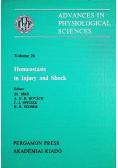 Homeostasis in injury and shock vol 26