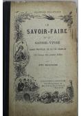 Le Savoir Faire et le Savoir Vivre ok 1890 r.