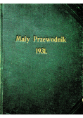Mały przewodnik 1931r
