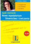Język niemiecki Nowe repetytorium Słownictwo i ćwiczenia