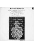 Krzysztof Penderecki II koncert wiolonczelowy płyta winylowa
