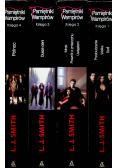Pamiętniki Wampirów 4 tomy od 1 do 4