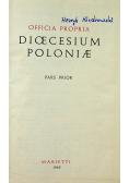 Dioecesium Poloniae