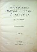 Ilustrowana Historja Wojny Światowej Tomy III 1932 r