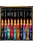 The Doctor Who Collection 10 książek