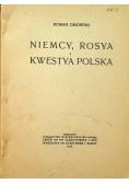 Niemcy Rosya i kwestya Polska 1914r