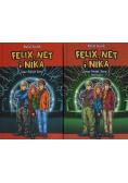 Felix Net i Nika oraz Świat Zero tom 1 i 2