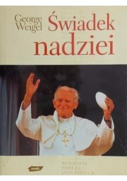 Świadek nadziei Biografia papieża Jana Pawła II