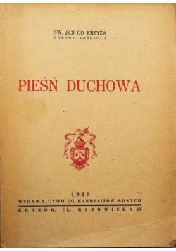 Pieśń Duchowa 1949 r.