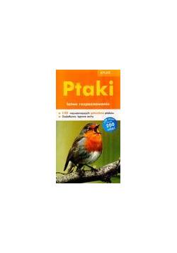 Atlas. Ptaki łatwe rozpoznawanie FK