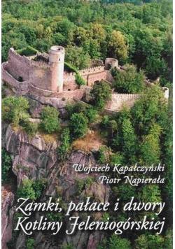 Zamki pałace i dwory kotliny Jeleniogórskiej