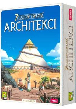 Architekci 7 Cudów Świata REBEL