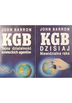 KGB dzisiaj Niewidzialna ręka / KGB Tajna działalność sowieckich agentów