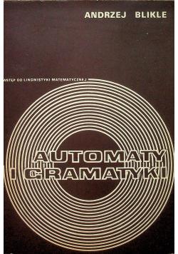 Automaty i Gramatyki