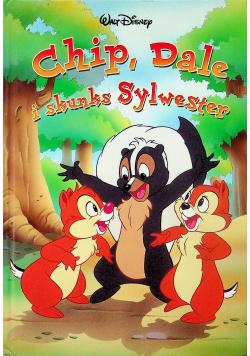 Chip Dale i skunks Sylwester