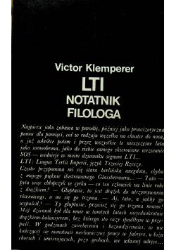 LTI Notatnik filologa