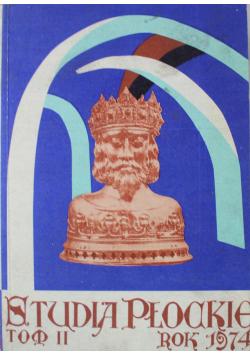 Studia Płockie Tom II