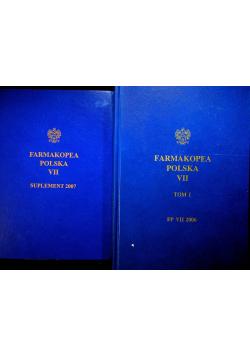 Farmakopea Polska VII Tom I / Suplement