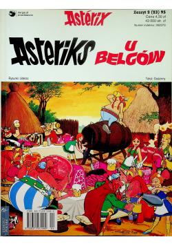 Asteriks u Belgów Zeszty 2
