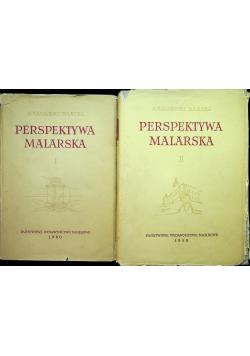 Perspektywa Malarska tom 1 i 2