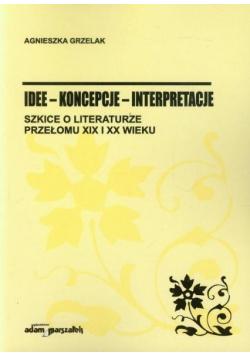 Idee-koncepcje-interpretacje