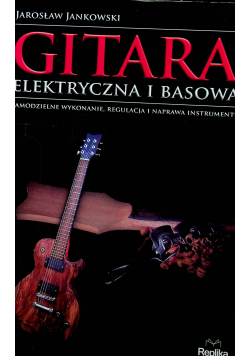 Gitara elektryczna i basowa