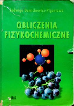 Obliczenia fizykochemiczne