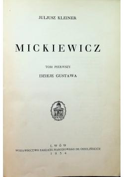 Mickiewicz 1934 r.