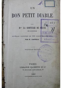 Un Bon Petit Diable 1882 r.