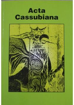 Acta Cassubiana Tom XII