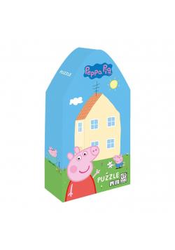 Puzzle dla dzieci Świnka Peppa 39 el.