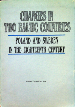 Changes in two baltic countries