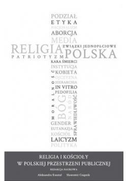 Religia i Kościoły w polskiej przestrzeni publicznej