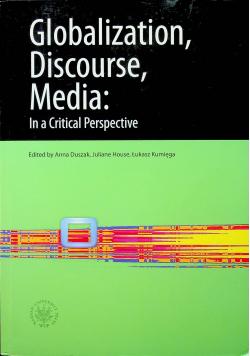 Globalization Discourse Media