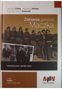 Żołnierze generała Maczka