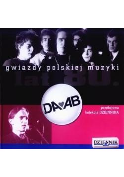 Gwiazdy Polskiej muzyki lat 80 Płyta CD