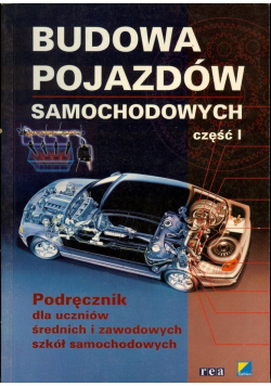Budowa pojazdów samochodowych Część 1