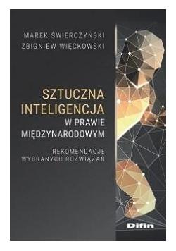 Sztuczna inteligencja w prawie międzynarodowym