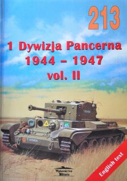 1 dywizja pancerna 1944 1947 vol II