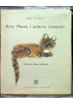 Ryży Placek i portowa kompania