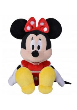 Disney Minnie maskotka pluszowa czerwona 25cm