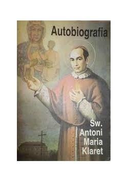 Św Antoni Maria Klaret Autobiografia