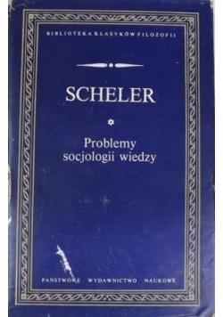 Problemy socjologii wiedzy