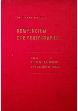 Kompendium der photographie