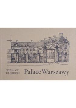 Pałace Warszawy