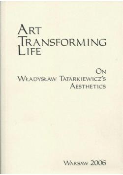 Art transforming life