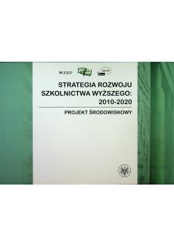 Strategia rozwoju szkolnictwa wyższego 2010 2020