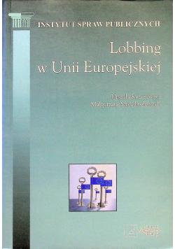 Lobbing w Unii Europejskiej