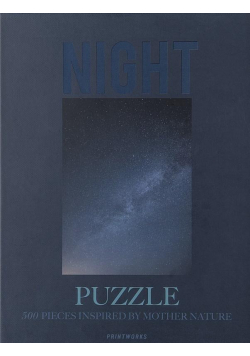 Puzzle 500 Daytime Night